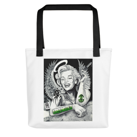 Marilyn Monroe_GGKW Tote bag