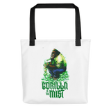 Gorilla In The Mist Tote bag