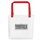 GGKW Stamp Tote bag