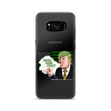Weed Gone Crazy Samsung Case