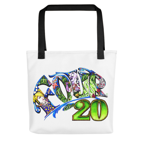 Four20 Tote Bag
