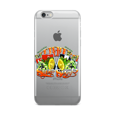 Super Sport iPhone Case
