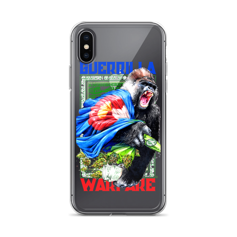 Guerrilla Warfare iPhone Case