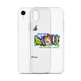 Cannabis Capital iPhone Case