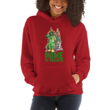 Mine Yo' Biz Pull Over Hoodie Sweatshirt (Unisex)