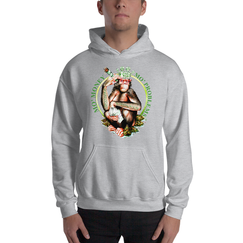 Mo' Money, Mo Problems Pull Over Hoodie Sweatshirt (Unisex)