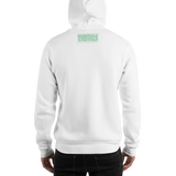 Chain Reaction Pull Over Hoodie Sweatshirt (Unisex)