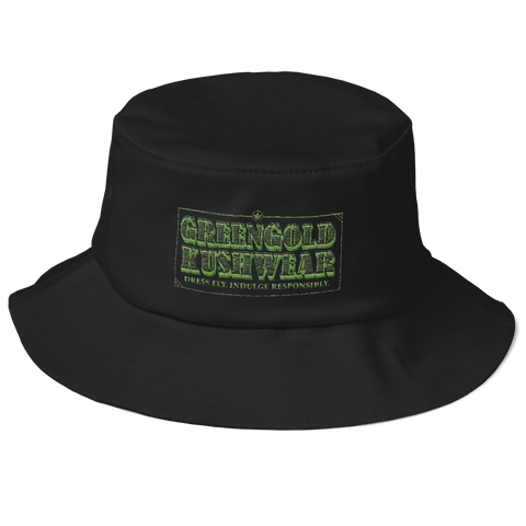 GGKW Stamp Old School Bucket Hat