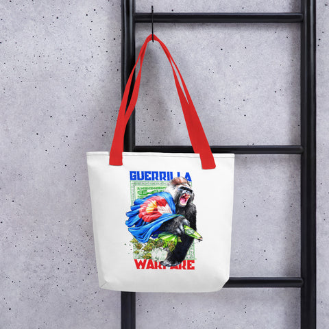 Guerrilla Warfare Tote