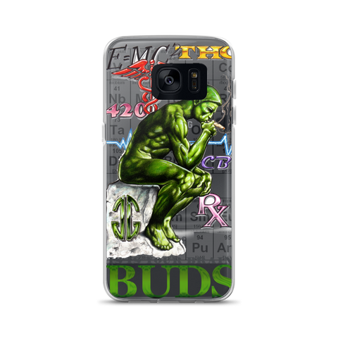 Brain on Buds Samsung Case