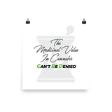 Can't Be Denied Art Print