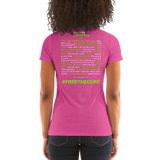 Legal Tender Women's T-shirt