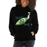 Blowin' Money Hoodie Sweatshirt (Unisex)