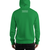 GGKW Mexico Pull Over Hoodie Sweatshirt