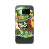 Gimme Me Green Gold Samsung Case