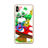 Bong Bear iPhone Case