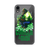 Gorilla In The Mist iPhone Case