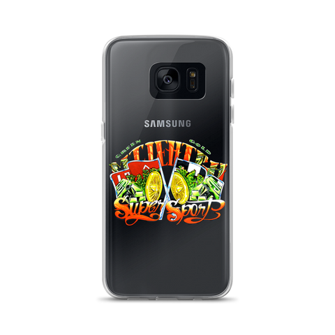 Super Sport Samsung Case