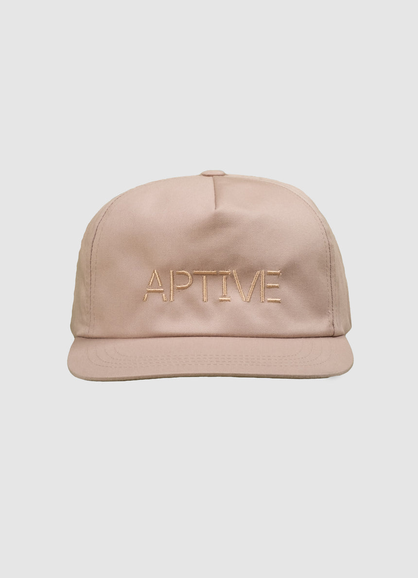 CAPS Tonal 5 Panel Hat