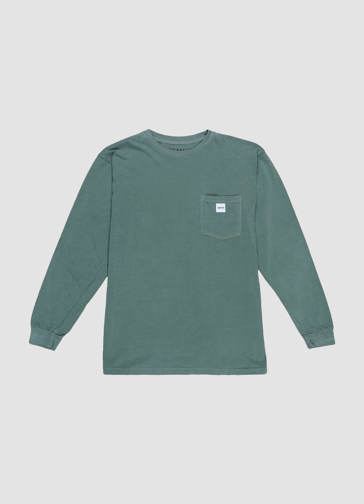 Cube Pocket Logo LS