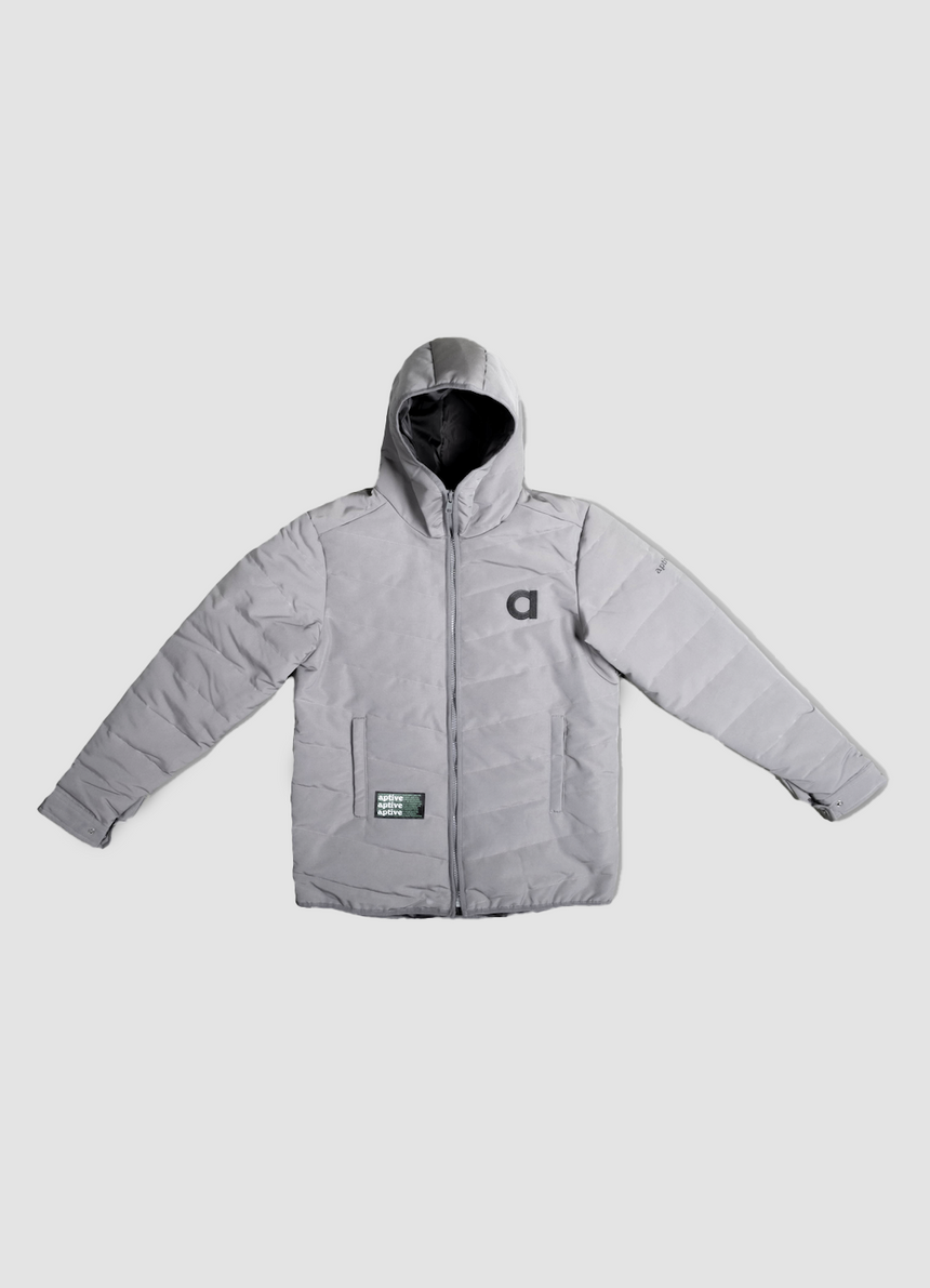 Lowercase Puff Jacket