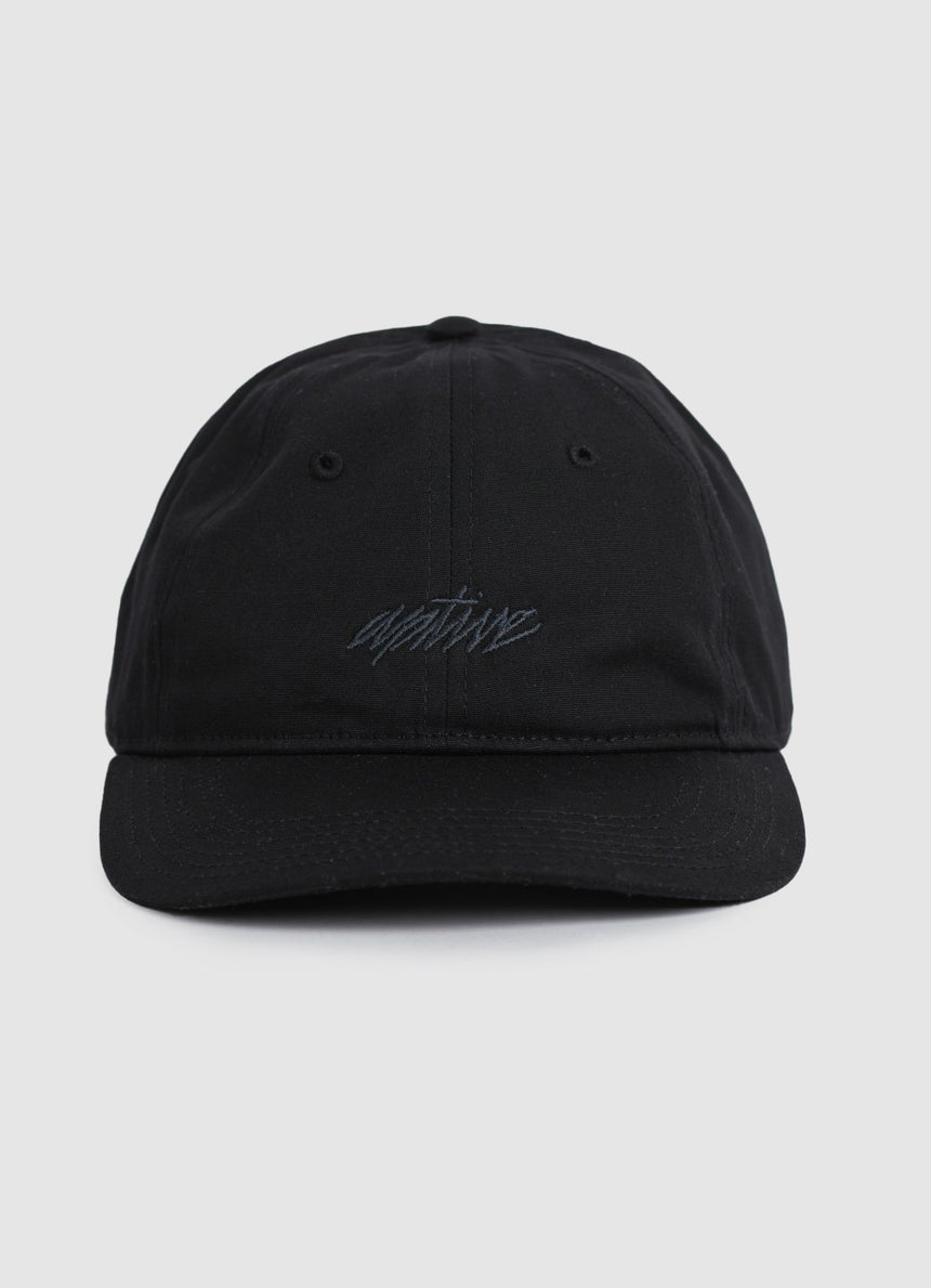 Blue Fear Nothing 6 Panel Hat