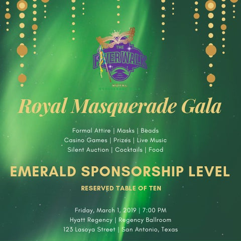 Gala Tickets $1000 Table