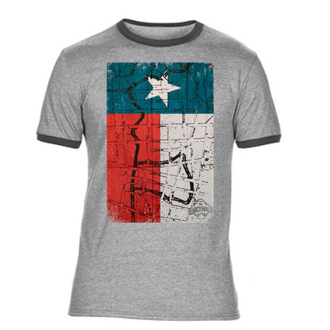 Men's Flag River Tee