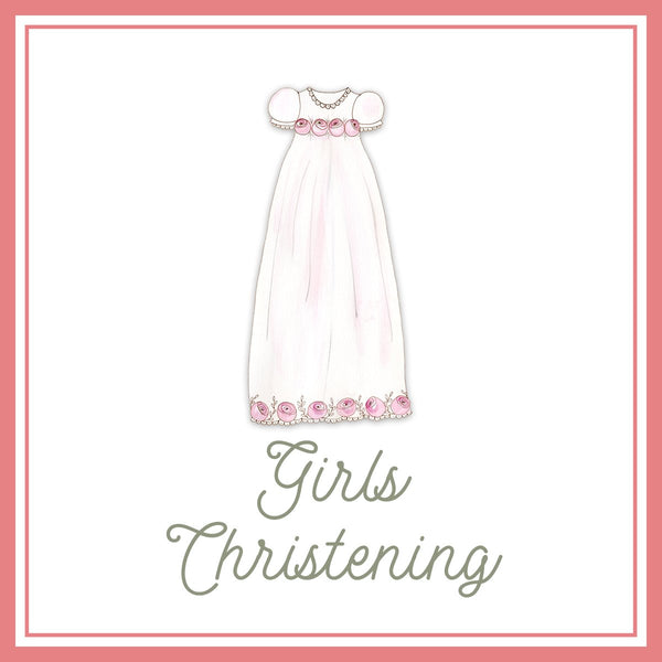 Christening Wear For Girls