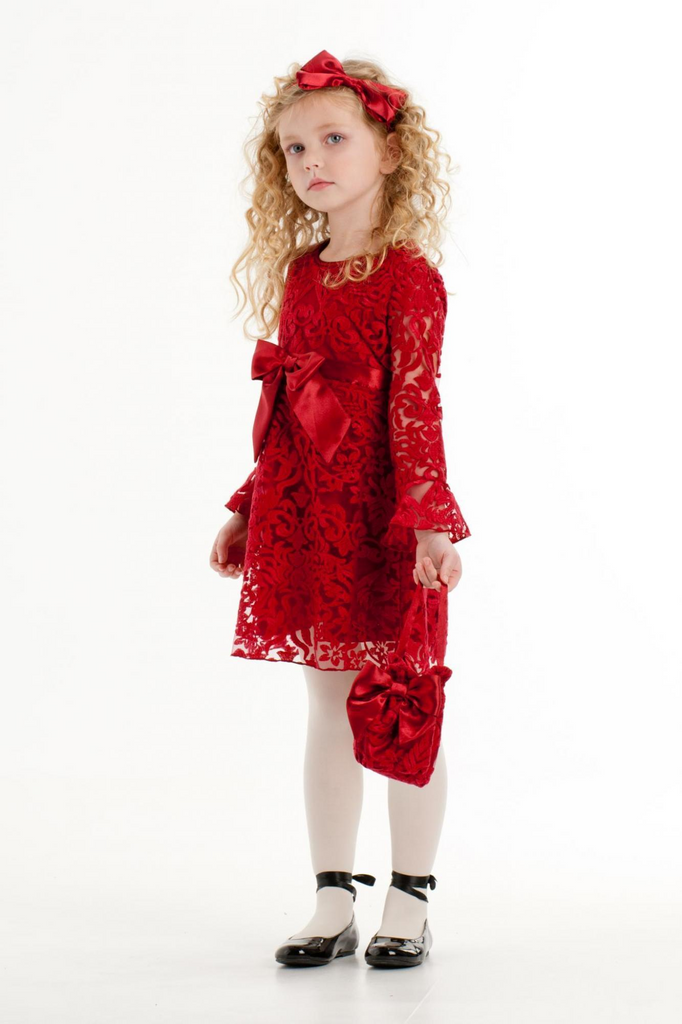 Biscotti Luxe Lace Dress FINAL SALE