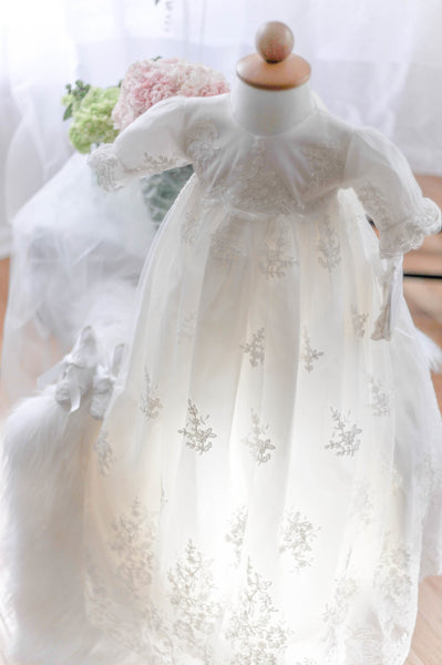Baptism GOWN Style 4229