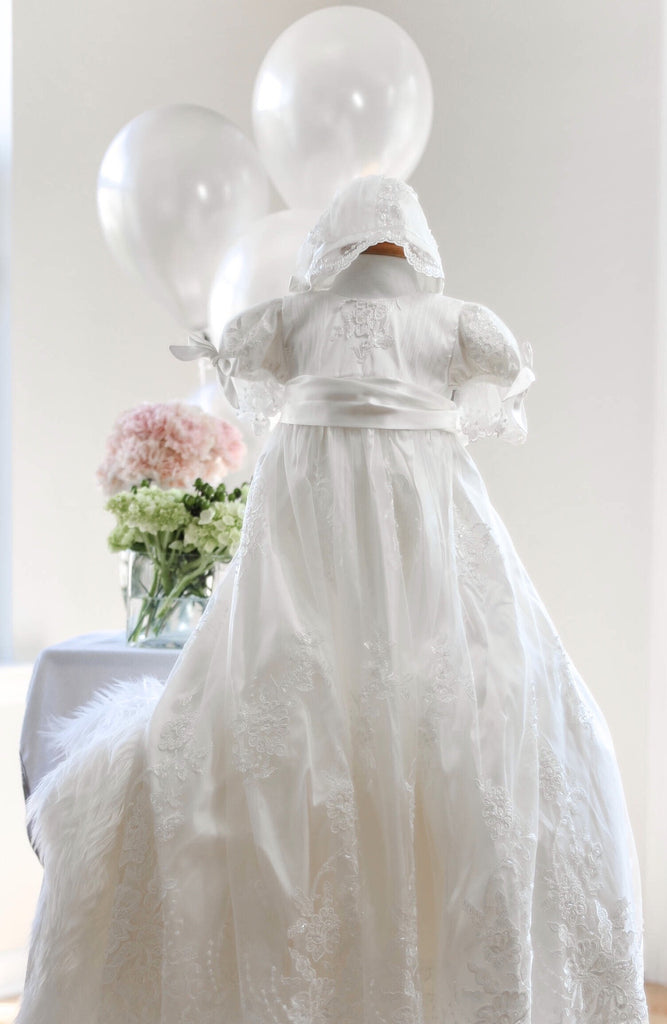 Baptism GOWN Style 4236