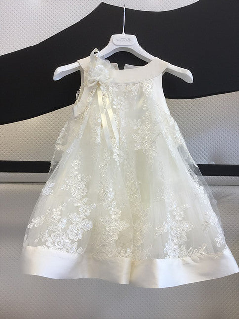 Baptism Dress Style G-1030-1 (FINAL SALE)
