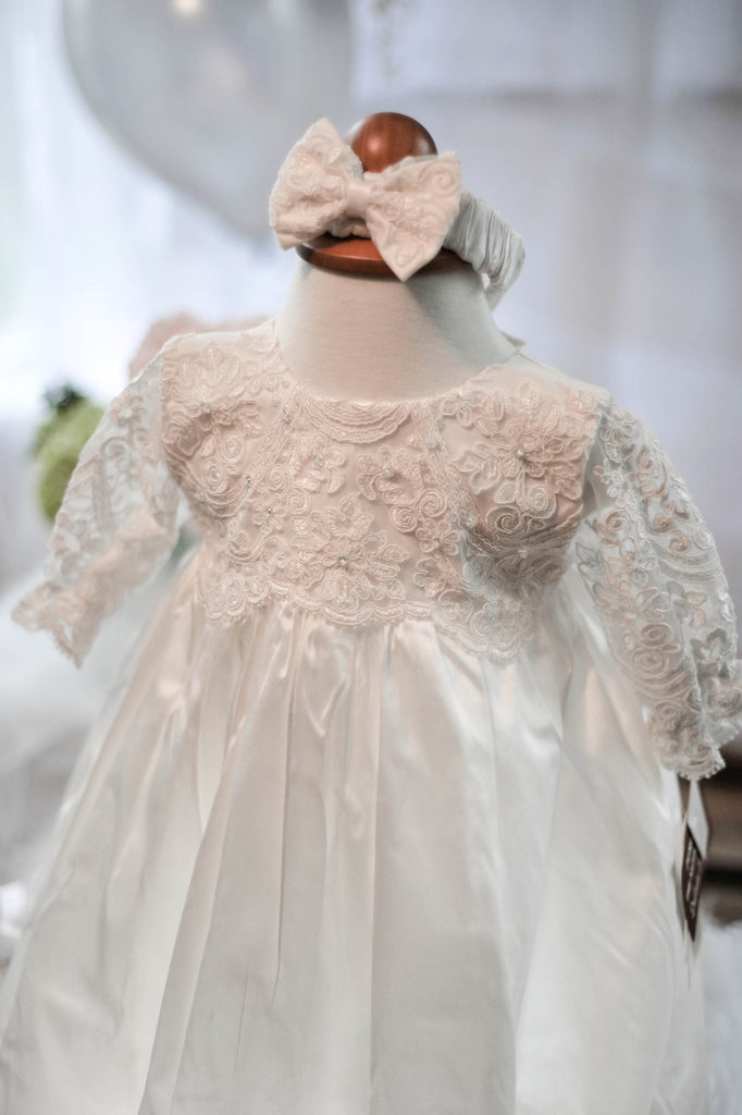 Baptism GOWN Style 4291PG
