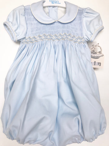 Bubble Romper (Blue)