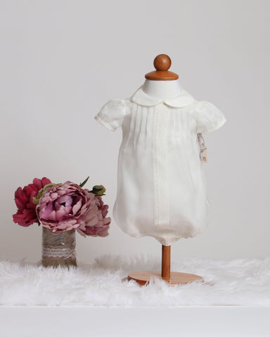Baby Christening Romper Style 2795