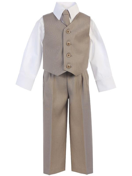 Boys Vest and Pant Set