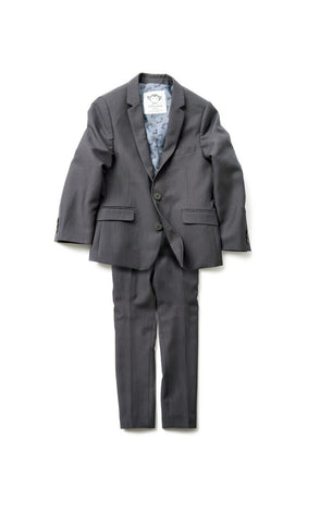 Boy's mod suit (Vintage Black)