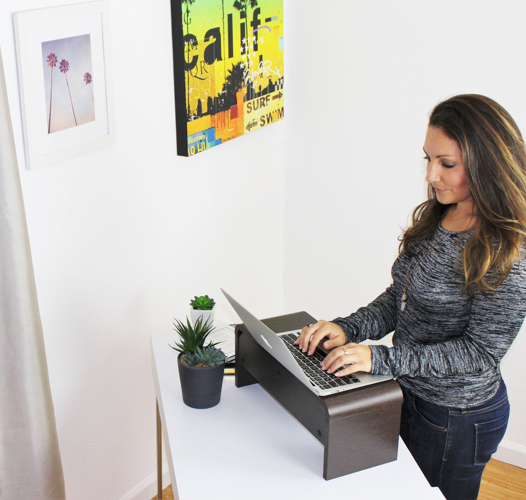 Why You Should Switch to a Standing Desk