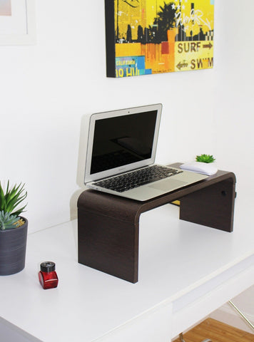 Adjustable Height Monitor Riser, Laptop Riser - laptop stand