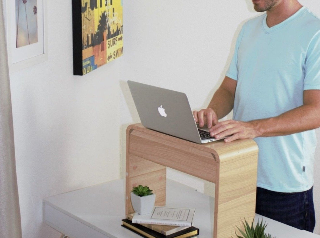 Home Office Laptop Stand