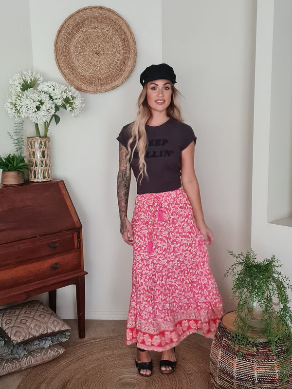 Harmony and Faith skirt