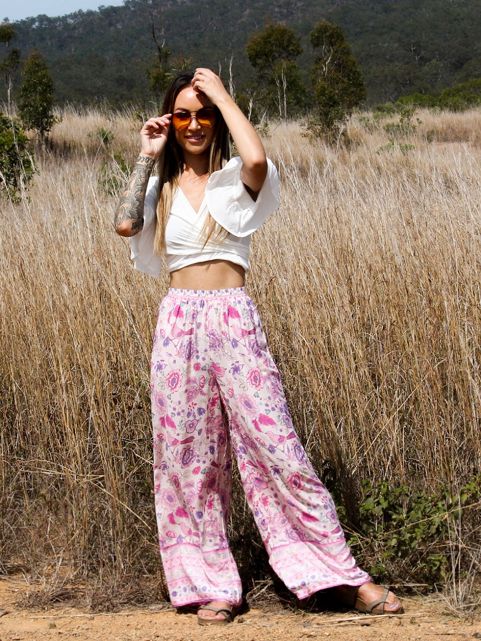 Daydream pants - pink