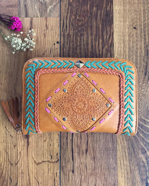 Gypset Wallet Tan - arriving friday