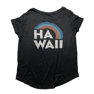 Rainbow - Women's Scoop Neck Tee