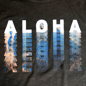 Load image into Gallery viewer, Aloha Fade - Unisex Tee