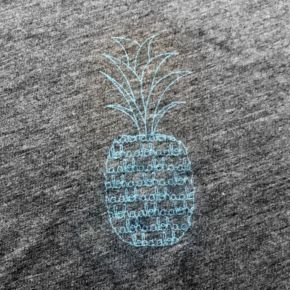 Load image into Gallery viewer, Pineapple Script - Women's Tee