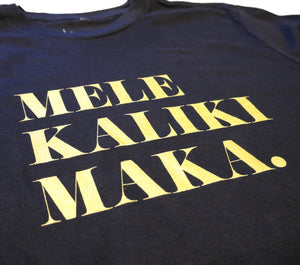Mele Kalikimaka - Women's Long Sleeve Tee