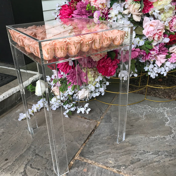 The Darling Acrylic Occasional Table