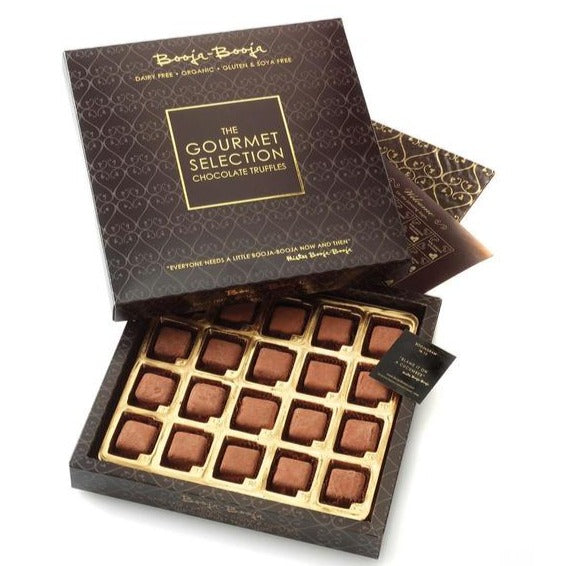 The Gourmet Selection Large Chocolate Box 237g